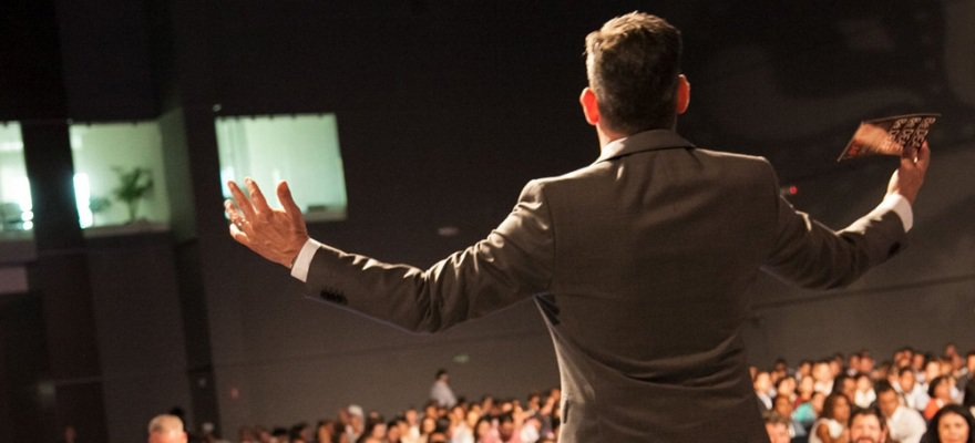 Do managers really need to hire motivational speakers?