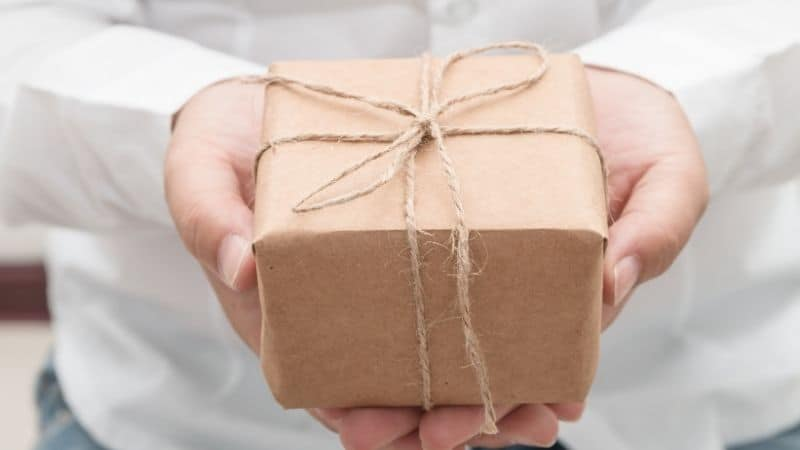 give your gifts