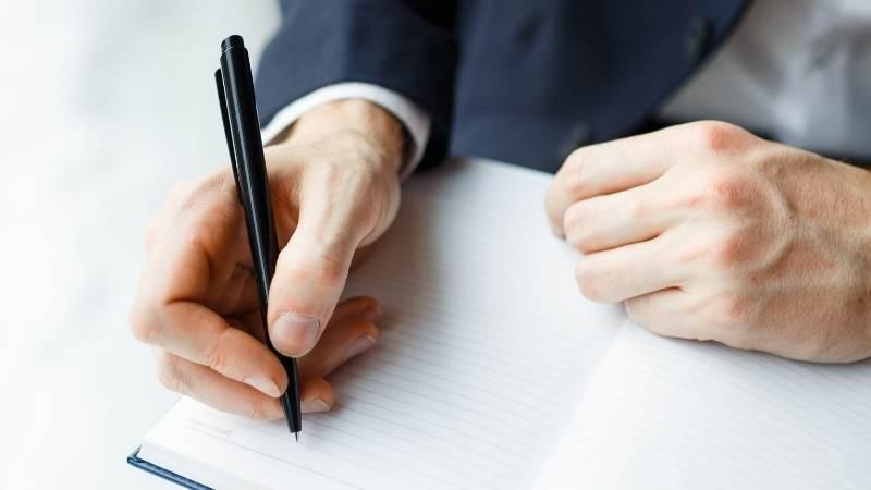 Write Your Next Steps