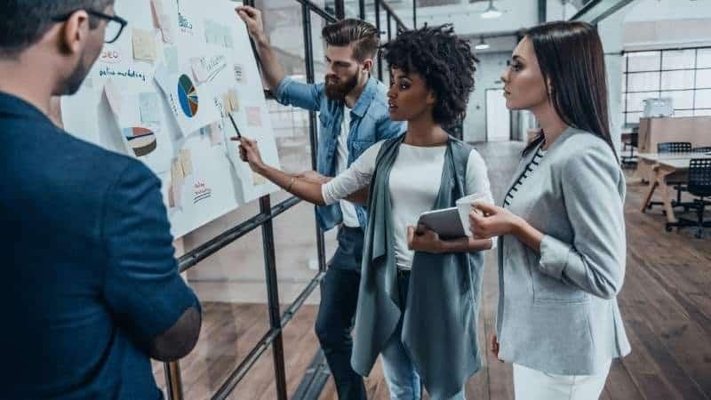 collaboration among employees