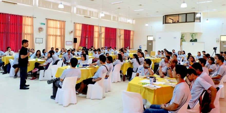motivational speaker in the Philippines
