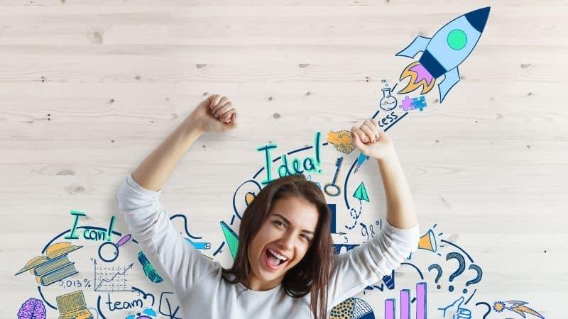 entrepreneurs generate many business ideas