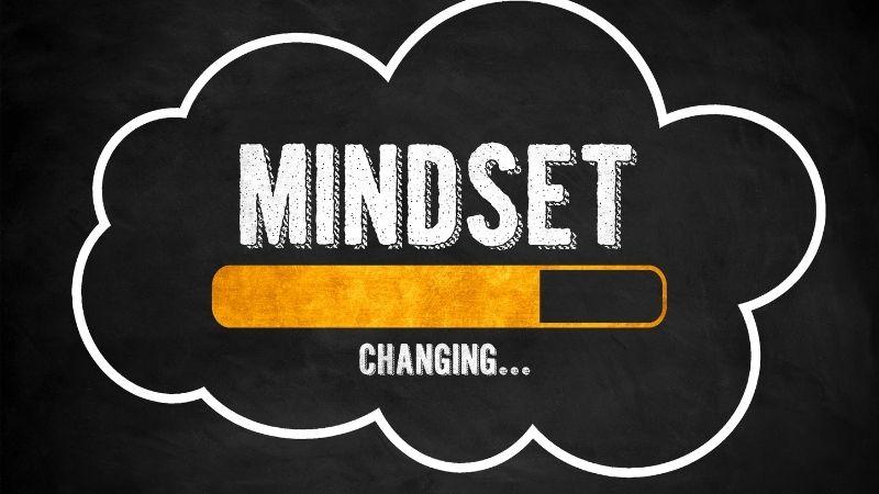 Change mindset about training