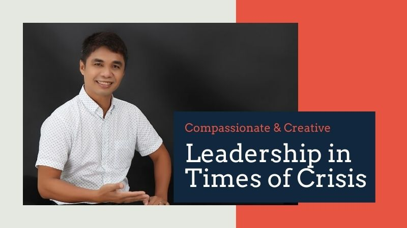 creative leadership in times of a crisis leadership speaker